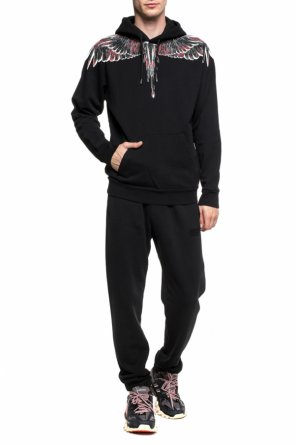 Hooded sweatshirt od Marcelo Burlon