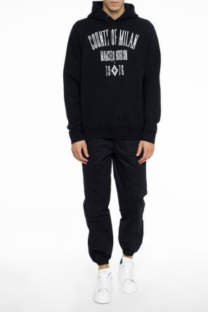 Logo-embroidered sweatshirt od Marcelo Burlon