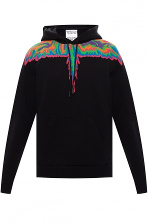 Printed hoodie od Marcelo Burlon