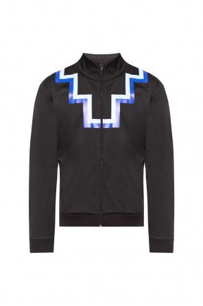 Sweatshirt with logo od Marcelo Burlon