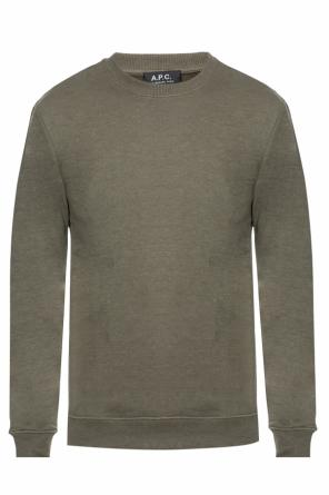 Hooded sweatshirt od A.P.C