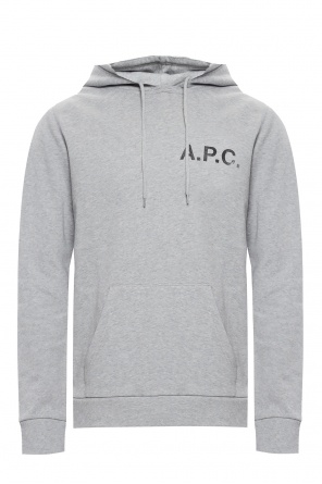 Hooded sweatshirt od A.P.C