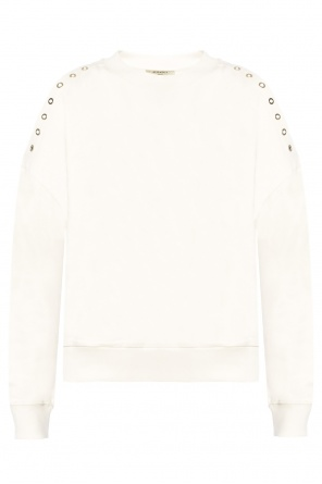 'cruz' cut-out sweatshirt od AllSaints