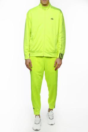 Band collar jacket od Adidas by Alexander Wang