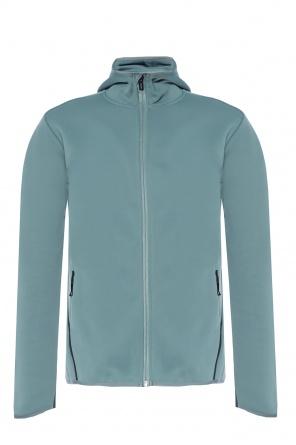 61e367303c2d1 Hooded sweatshirt with logo od ADIDAS Performance Hooded sweatshirt with  logo od ADIDAS Performance