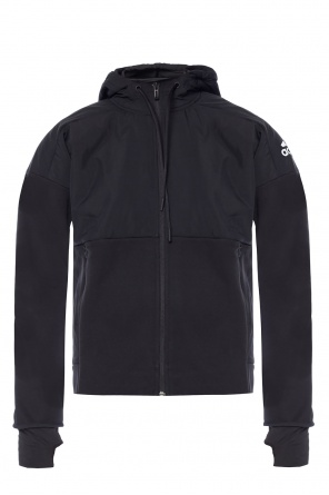 Branded hooded jacket od ADIDAS Originals