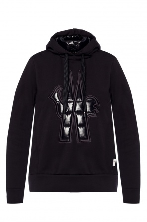 Hooded sweatshirt with logo od Moncler Grenoble
