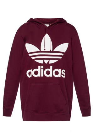 Sweatshirt with a print and logo od ADIDAS Originals