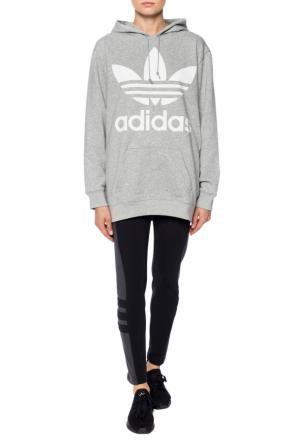 Sweatshirt with a printed logo od ADIDAS Originals