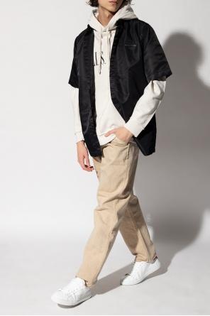 'diverge' hoodie od AllSaints