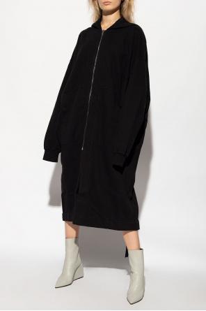 Long hooded sweatshirt od Rick Owens DRKSHDW