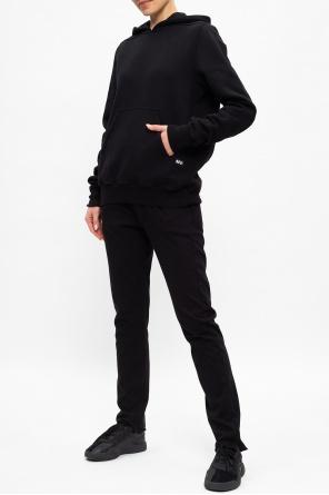Patched hoodie od Rick Owens DRKSHDW
