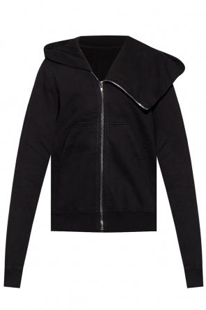 Zip-up hoodie od Rick Owens DRKSHDW