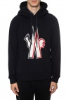 Sweatshirt with logo od Moncler Grenoble