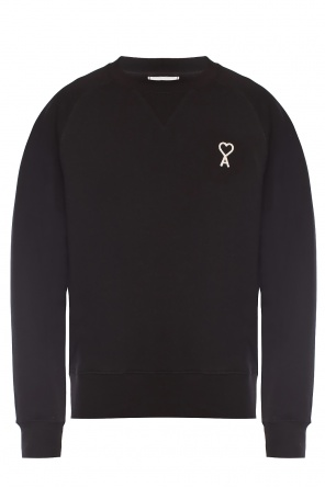 Sweatshirt with logo od Ami Alexandre Mattiussi