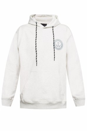 Appliqued sweatshirt od ADIDAS by Alexander Wang