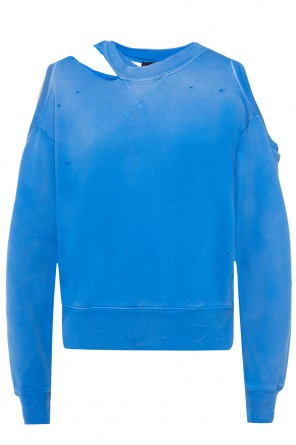 Open-shoulder sweatshirt od Diesel