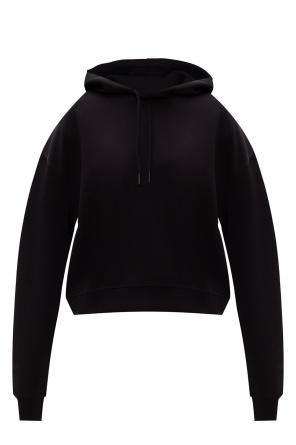 Cropped hoodie od Samsoe Samsoe