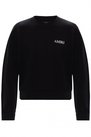 Logo-printed sweatshirt od Amiri