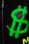 Philipp Plein Logo hoodie