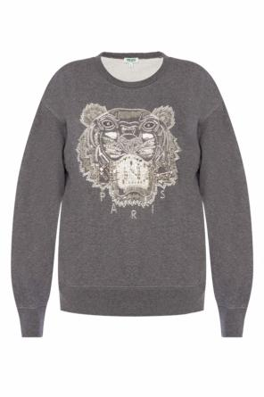 Sweatshirt with decorative elements od Kenzo