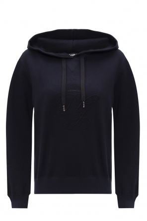 Logo hoodie od Dolce & Gabbana