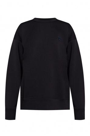 Bluza typu 'oversize' z logo od Acne Studios