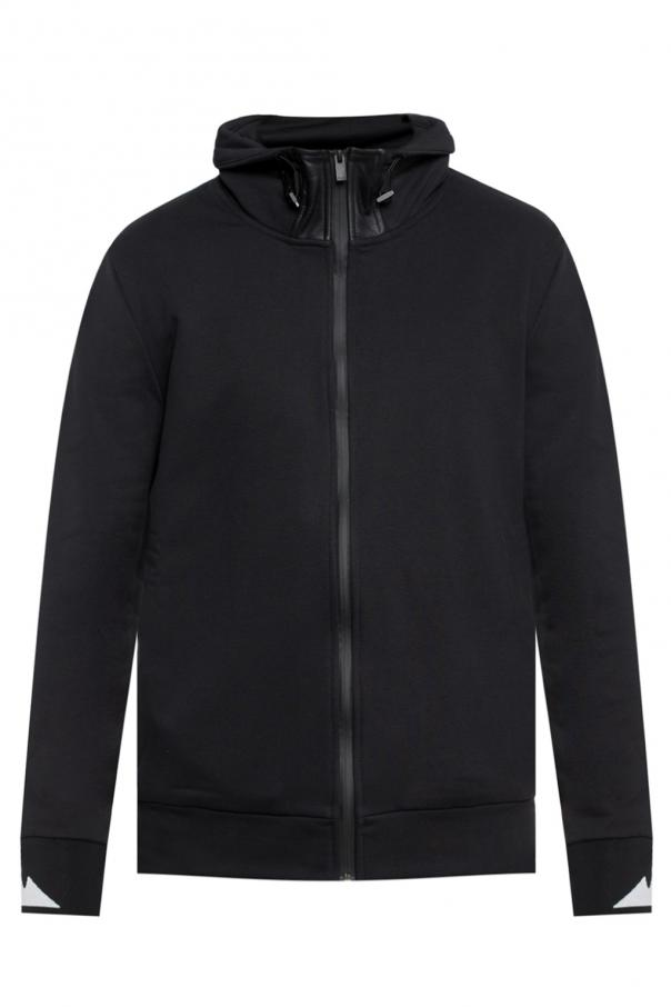 Fendi Hidden hood sweatshirt
