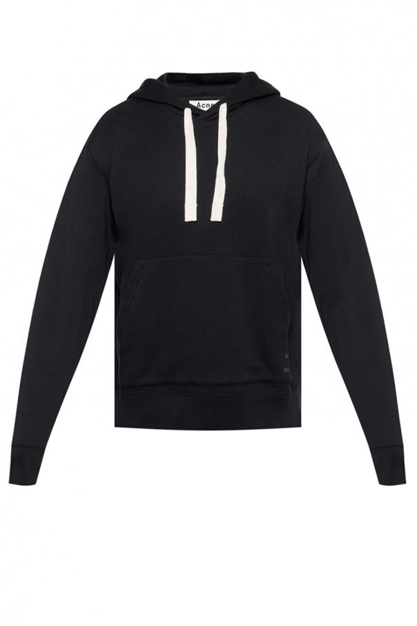 Hooded sweatshirt od Acne