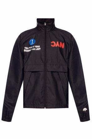 Logo track jacket od ADIDAS by Alexander Wang