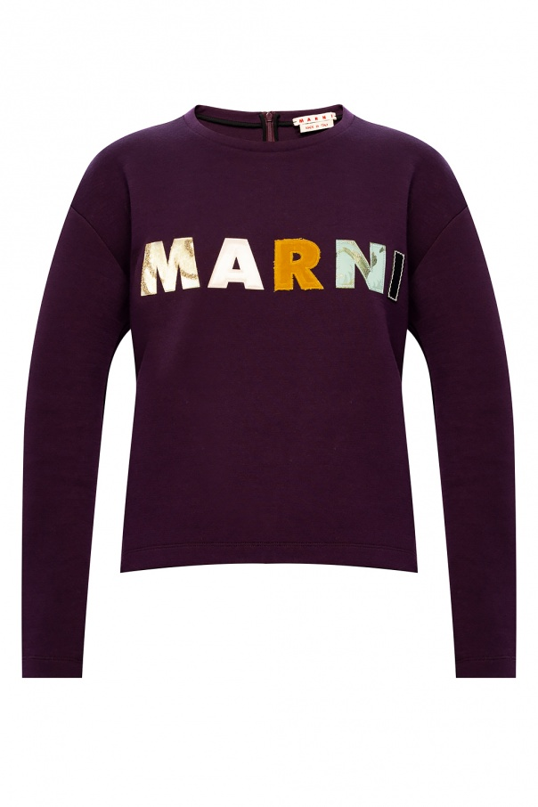 Marni Sweatshirt with logo
