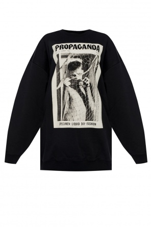 Printed sweatshirt od Acne
