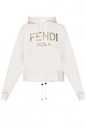 连帽运动衫 od Fendi