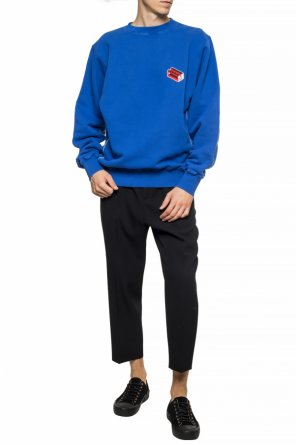Patched sweatshirt od Marni