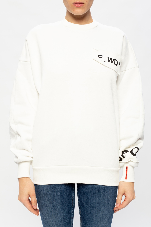 F_WD Printed sweatshirt