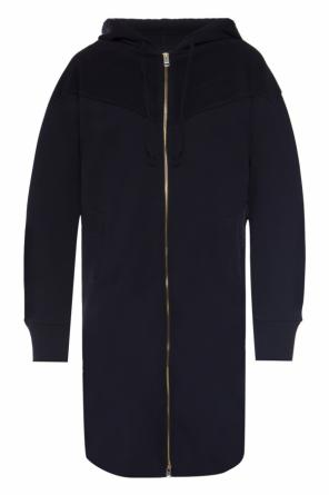 Long hooded sweatshirt od Diesel