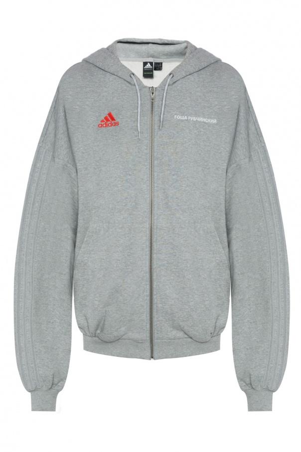 more photos quality products new arrivals Embroidered logo sweatshirt Gosha Rubchinskiy - Vitkac shop ...