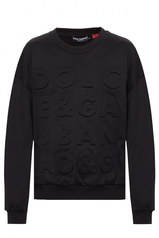 Dolce & Gabbana Sweatshirt with logo