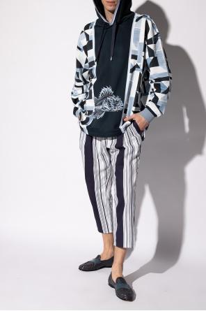 Printed hoodie od Dolce & Gabbana