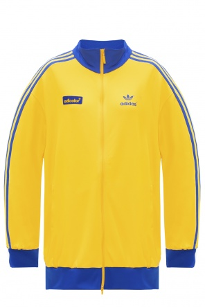 Oversize track jacket with logo od ADIDAS Originals