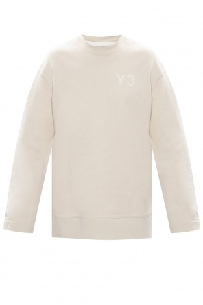 Sweatshirt with logo od Y-3 Yohji Yamamoto