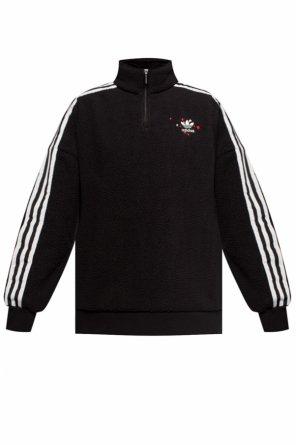 Logo fleece sweatshirt od ADIDAS Originals