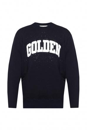 Sweatshirt with logo od Golden Goose