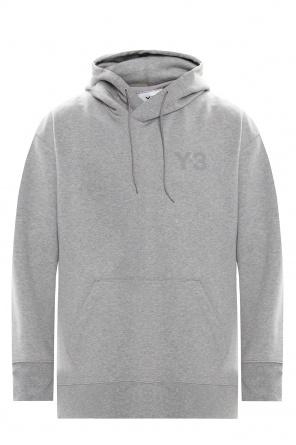 Logo-printed hoodie od Y-3 Yohji Yamamoto