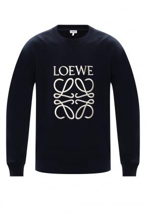 Sweatshirt with logo od Loewe