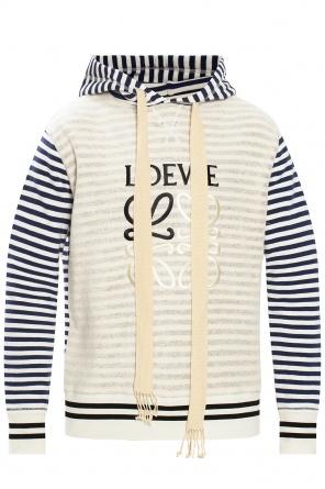 Branded hoodie od Loewe