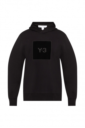 Logo hoodie od Y-3 Yohji Yamamoto