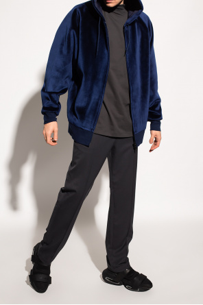 Velour sweatshirt od Y-3 Yohji Yamamoto
