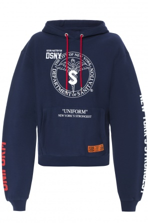 Hooded sweatshirt od Heron Preston