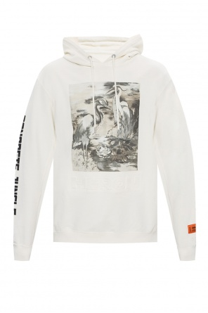 Printed sweatshirt od Heron Preston